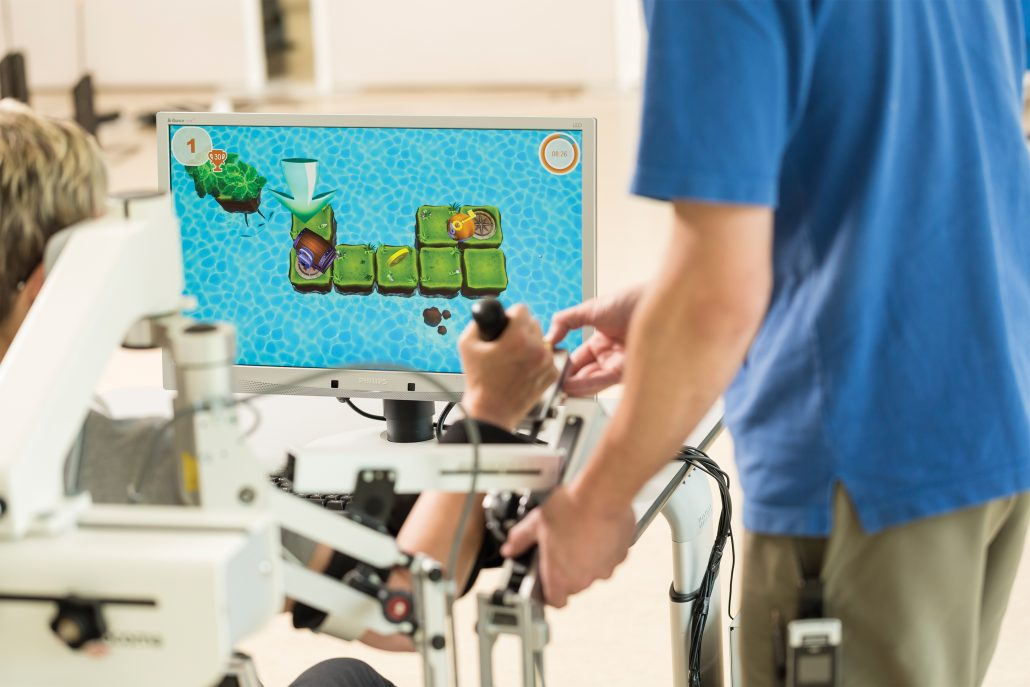 Riabilitazione intensiva: invasione digitale, parte la rivoluzione robotica. Pazienti soddisfatti.