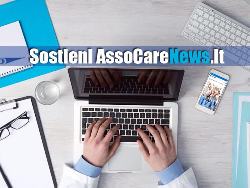 Diventa sostenitore del quotidiano della salute AssoCareNews.it: scopri come fare.