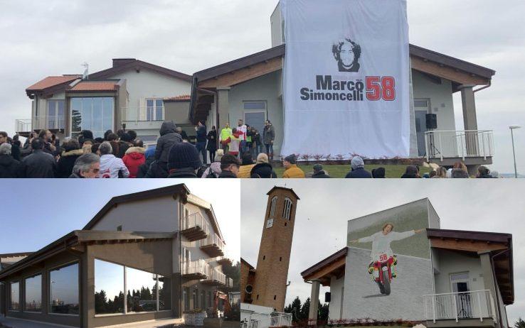 Casa Marco Simoncelli: Medici, Infermieri e OSS pronti a gestirla nei pressi di Coriano (RN).