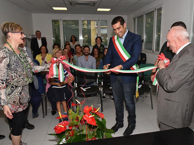 Inaugurata sede associazione che riunisce gli Ordini dei Professionisti della Salute a Ravenna. Inaugurata sede.