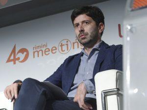Roberto Speranza (LeU), neo Ministro della Salute.