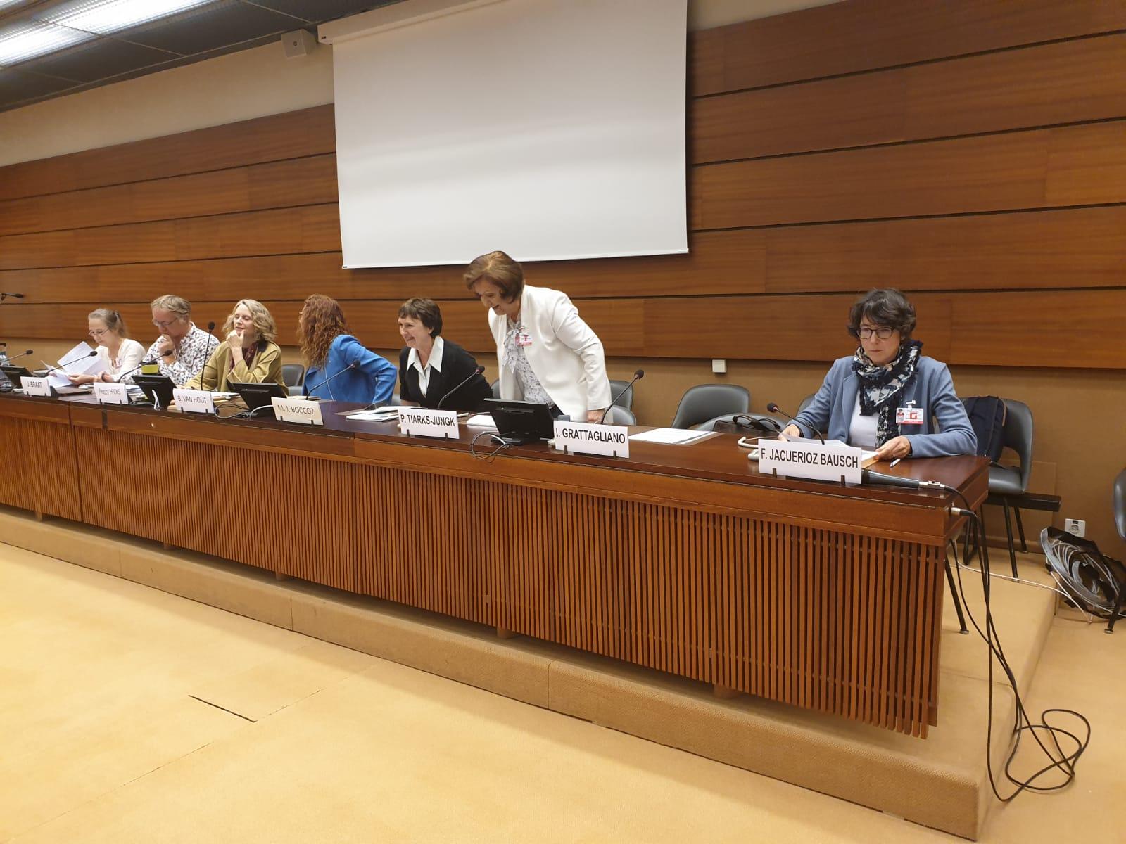Medici pugliesi fanno scuola alle Nazioni Unite sulla gestione sanitaria dei migranti.