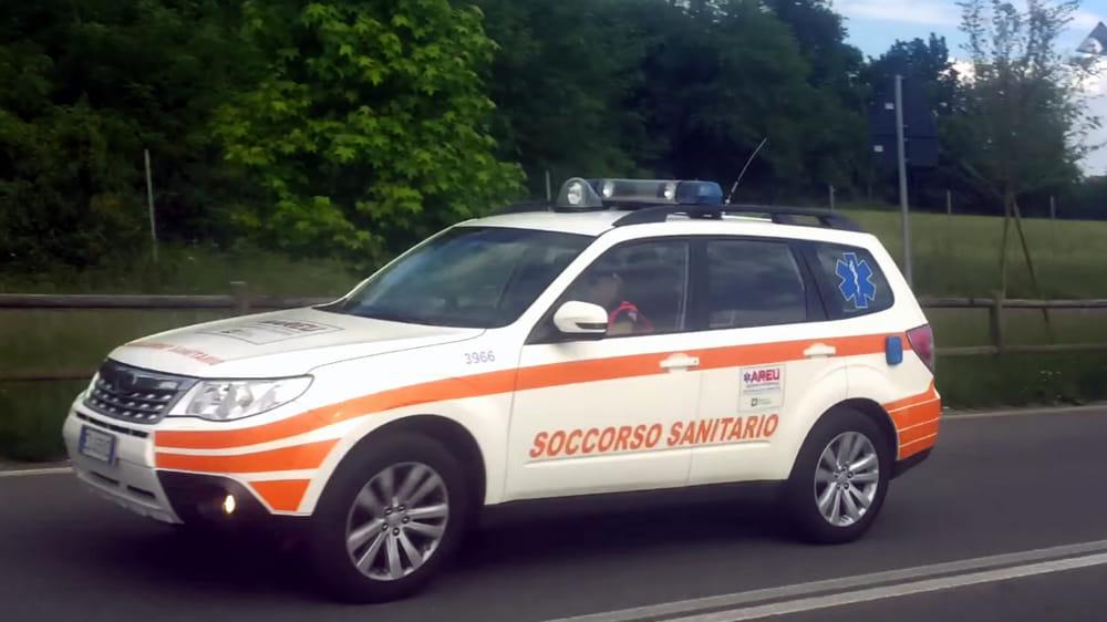Infermieri in emergenza: auto dedicata in Sicilia.
