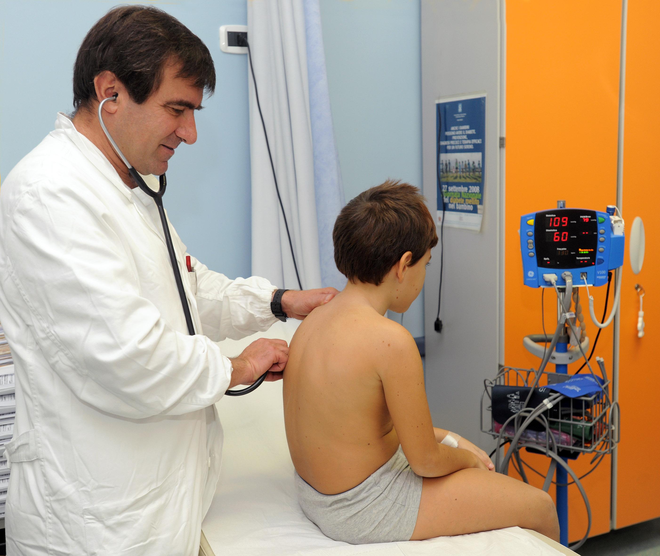 Settimana Mondiale della Crescita: il Gaslini di Genova dalla parte dei pazienti pediatrici.