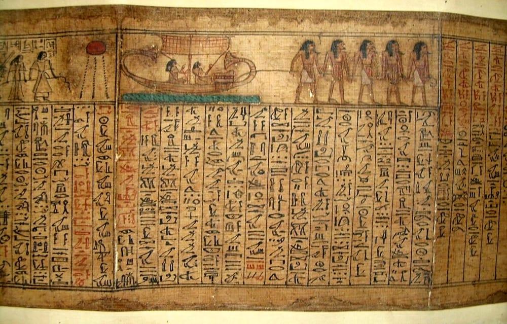 Papiro Ebers: manuale di medicina dell'antico Egitto.
