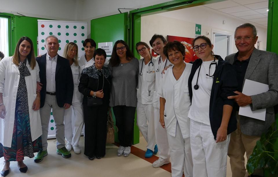 """AUSL Modena: donazioni """"restaurano"""" Day Service Oncologico!"""