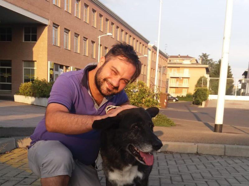 Dott. Alessio Carluccio, inventore dell'azienda Medical AID. Infermiere libero professionista che opera sul territorio anche attraverso il web.