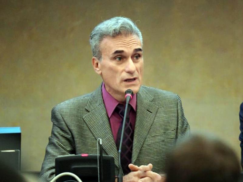 Antonio De Palma, presidente Nursing Up.