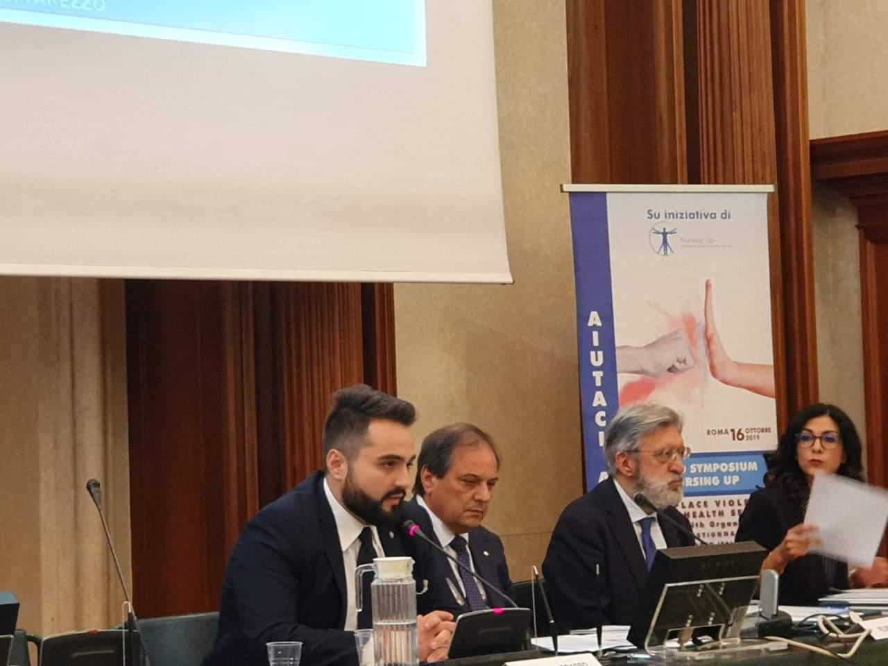 Giovanni Grasso: la Fnopi respinge la violenza contro gli Infermieri.
