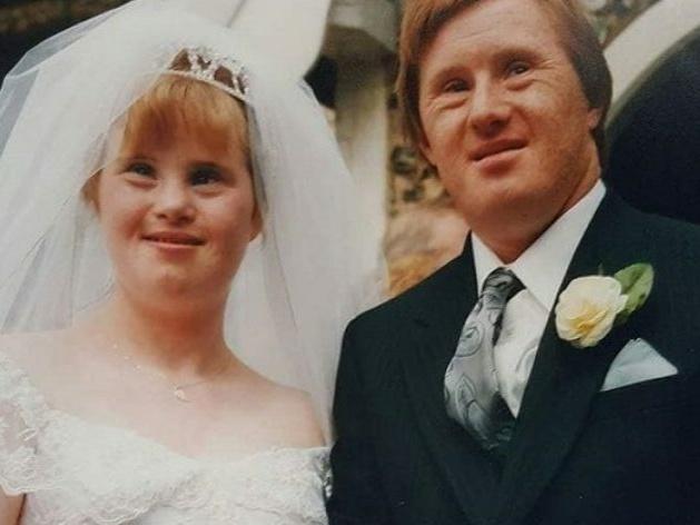Sindrome di Down: coppia festeggia 24 anni di matrimonio!