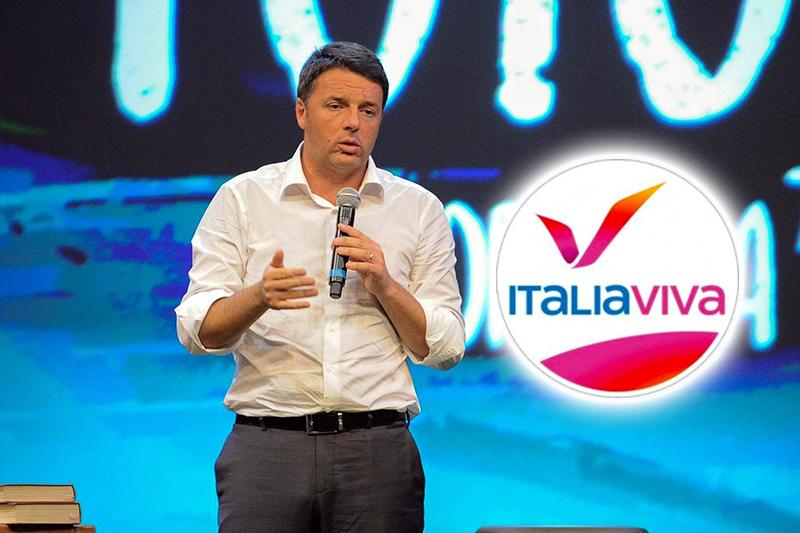 governo renzi italia viva