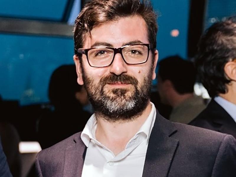 Dott. Mirko Nanocchio, Infermiere libero professionista ed inventore di InAID.