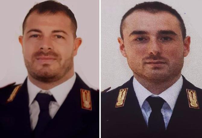 Uccisi due Poliziotti a Trieste da un rapinatore in Questura. Addio a Pierluigi e Matteo.