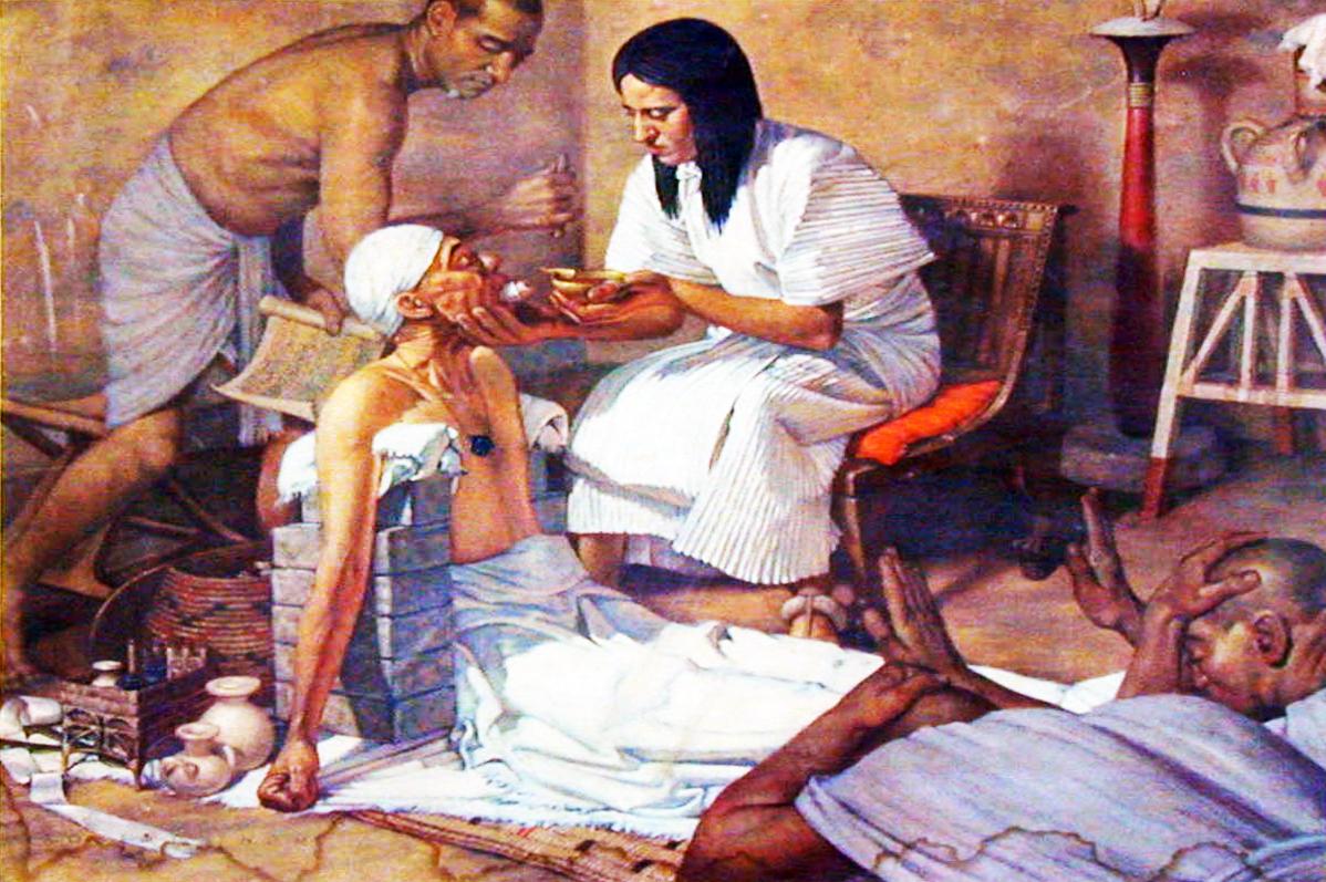 Medicina, Papiro Smith: storia clinica di 3500 anni fa!