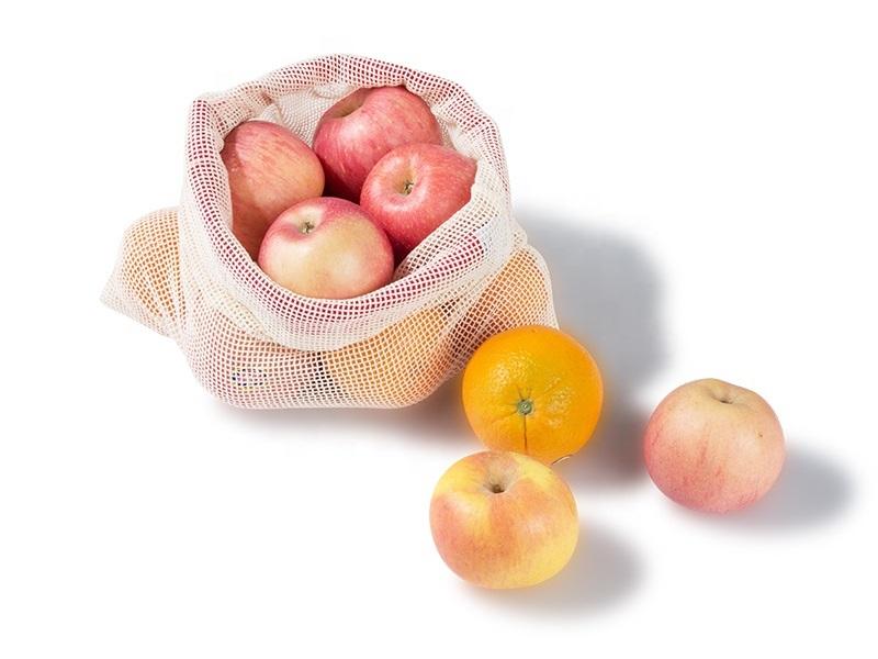 Carrefour, reti di cotone invece dei sacchetti per l'ortofrutta!