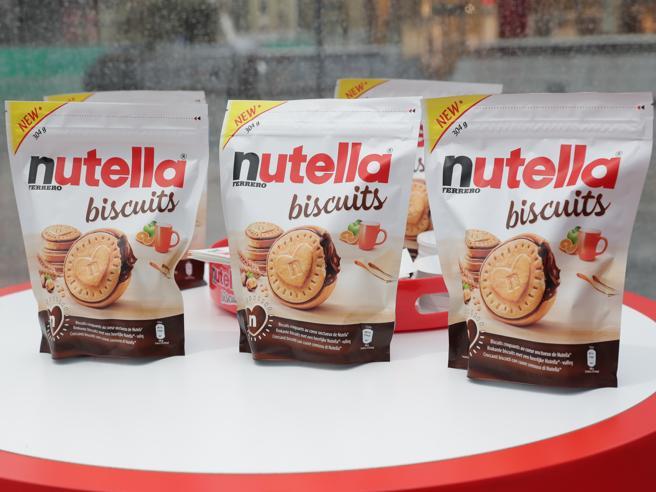 Biscotti Nutella introvabili: come mai così successo? Eppure dicono che fanno male.