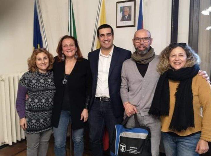 Infermieri di Nursing Up incontrano presidente conferenza dei sindaci romagnoli a Ravenna.