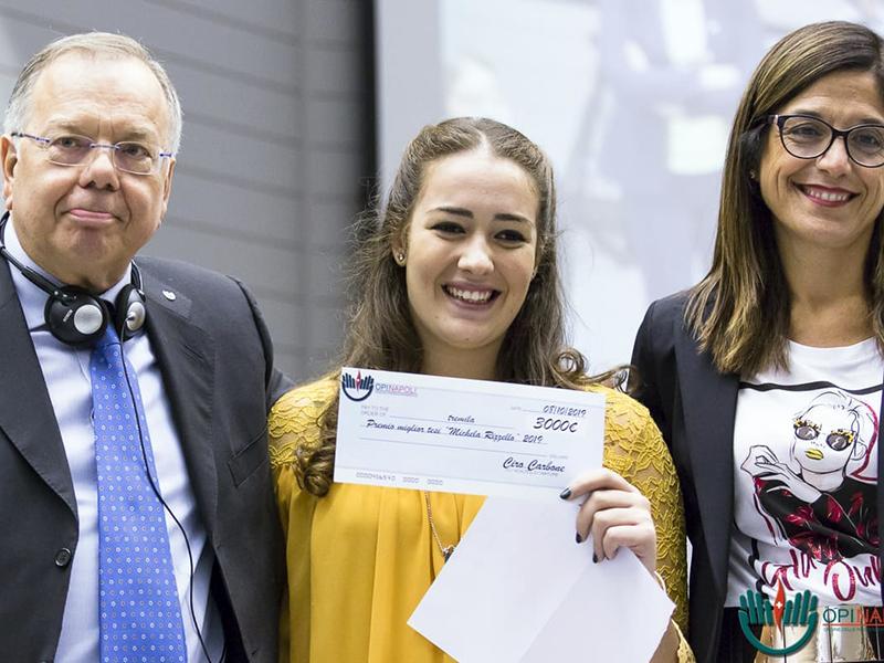 """""""Premio Michela Rizzello"""". La prima edizione a un'infermiera pediatrica."""