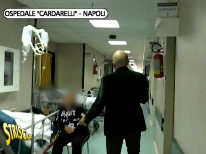 """Infermieri del Cardarelli di Napoli: """"qui in Pronto Soccorso è un caos. De Luca stia zitto""""."""