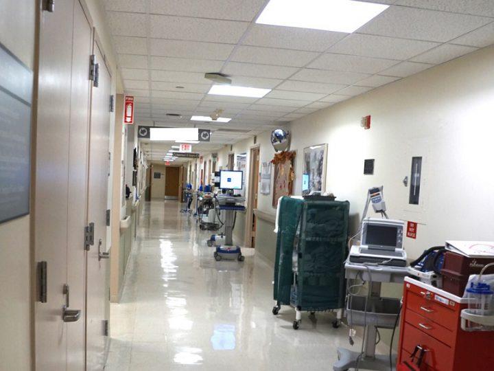 Spray al peperoncino in ospedale: 6 intossicati!