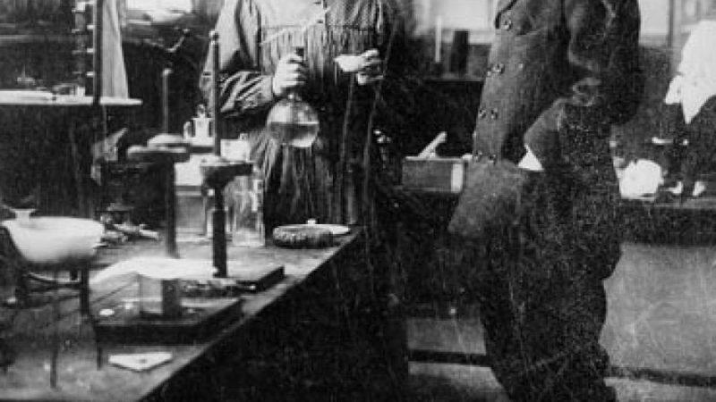 Prima radiografia eseguita nel 1895: una tecnologia ancora attuale.