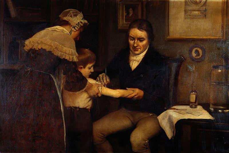vaccini, storia, jenner, vaiolo