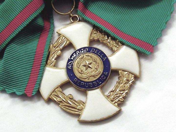 Ostetrica premiata: è Cavaliere al merito della Repubblica!