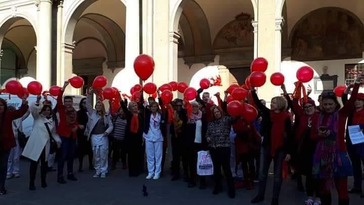 Violenza sulle donne: a Firenze professionisti della salute e cittadini dicono basta!