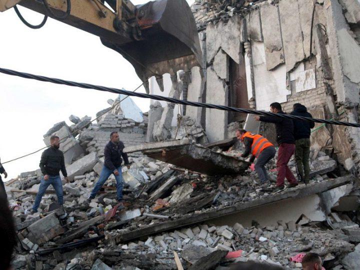 Terremoto Albania: nuove scosse, centinaia tra morti e feriti. E' Emergenza Sanitaria!
