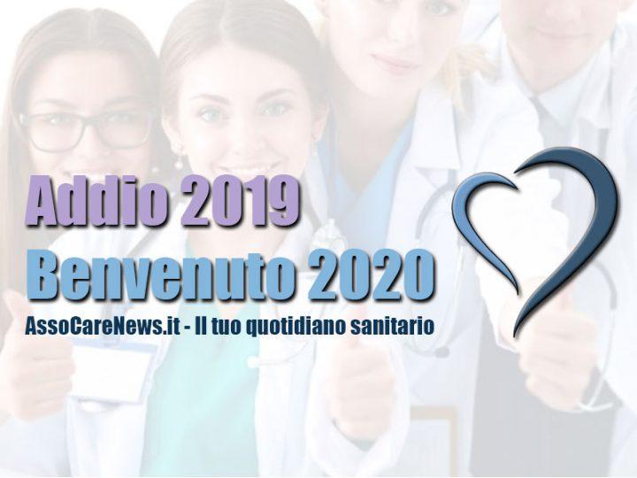 Medici, Infermieri, OSS, Professioni Sanitarie, Pazienti: ecco gli articoli più letti del 2019 su AssoCareNews.it.