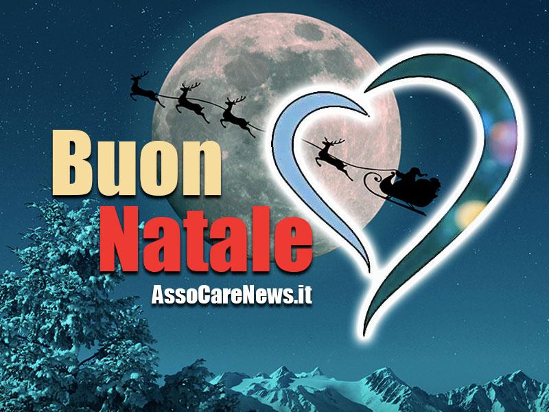 Buon Natale a tutti, carissimi lettori di AssoCareNews.it!