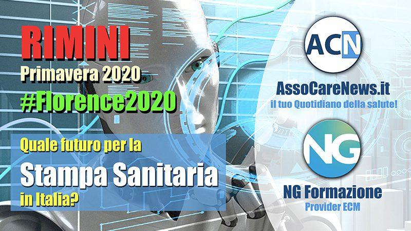 Quale futuro per la stampa sanitaria in Italia? Evento a RIMINI in occasione di #Florence2020.