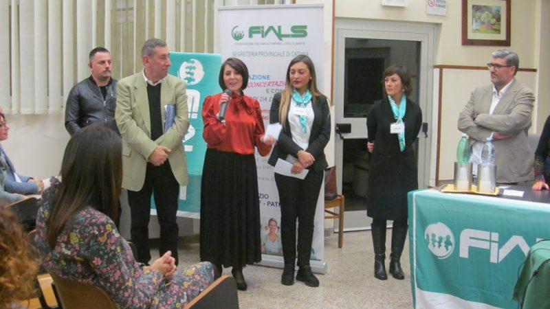 OSS: nasce a Catania il coordinamento degli Operatori Socio Sanitari della FIALS.