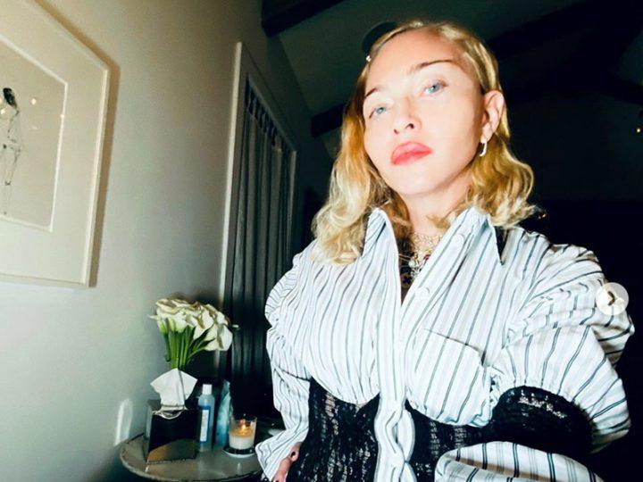 Madonna interrompe tour mondiale: il dolore per una caduta la sta distruggendo.