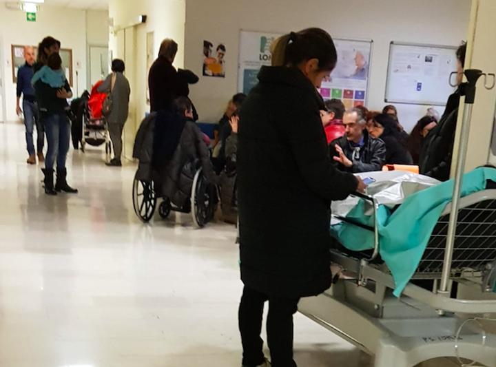 Medici, Infermieri e OSS dei Pronto Soccorso bolognesi sull'orlo di una crisi di nervi.