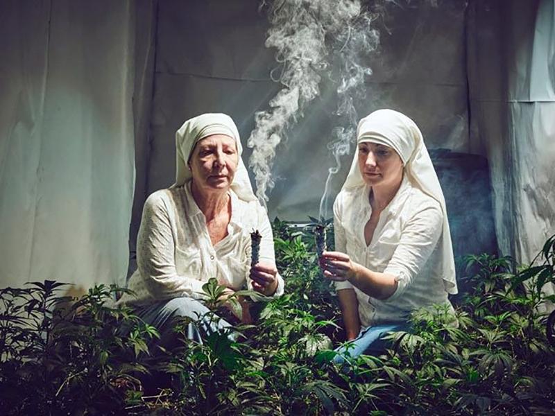 Sorelle della Marijuana: in California nasce comunità che si è votata ai poteri curativi della Cannabis.