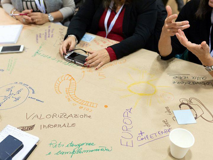 Educazione degli adulti in Europa: l'esperienza di EPALE in Italia. L'apporto di due Infermieri.