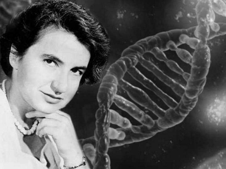 Donne nella storia: Rosalind Franklin e la foto al DNA.