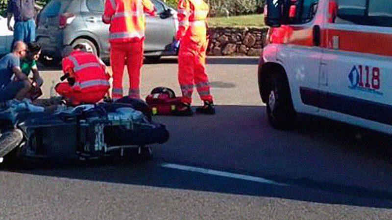 """Infermiere del 118 costretto a cateterizzare in emergenza sua padre dopo incidente in moto: """"è stato terribile""""."""