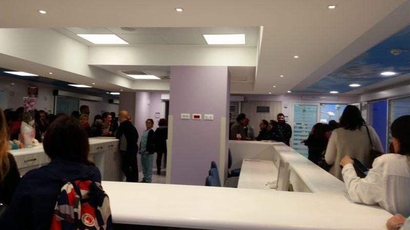 La sanità per i più piccoli: a Rimini inaugurati Ostetricia-Sala parto, TIN e Pediatria.