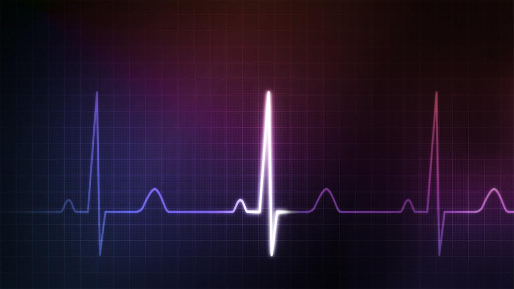ecg, cuore, cardiologia