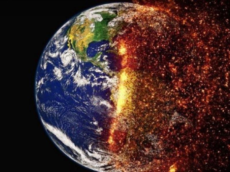 Ambiente: Nasa pubblica video di oltre 100 anni di riscaldamento globale.