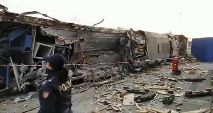 Deraglia treno Frecciarossa: due morti e 31 feriti.