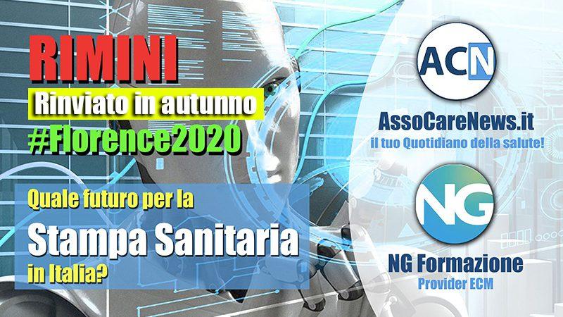 Quale futuro per la stampa sanitaria in Italia? Evento rinviato all'autunno per emergenza Coronavirus.