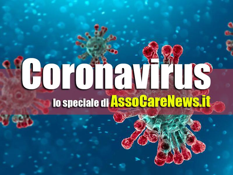 Seguite lo speciale Coronavirus su AssoCareNews.it