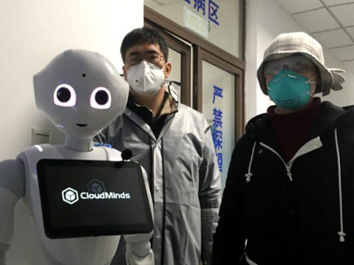 Infermieri robot contro il Coronavirus. In azione grazie alla Rete 5G.