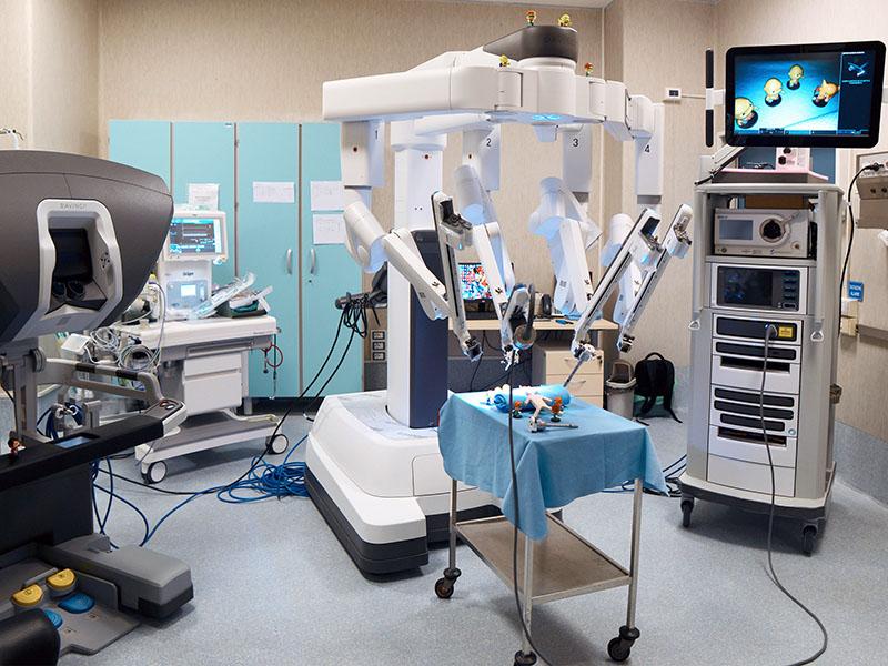 Al Gaslini di Genova apre il primo Centro di Chirurgia Robotica Pediatrica d'Italia.