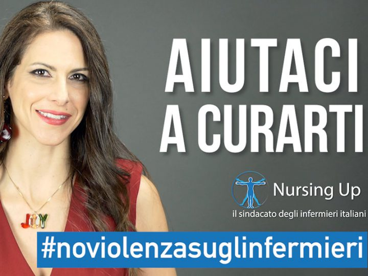 Aggressioni Infermieri: Janet De Nardis sposa battaglia di Nursing Up contro la violenza.