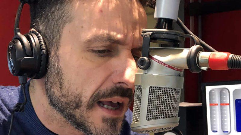 Radio Globo a favore degli Infermieri: sospeso lo speaker Roberto Marchetti dopo le offese alla categoria.