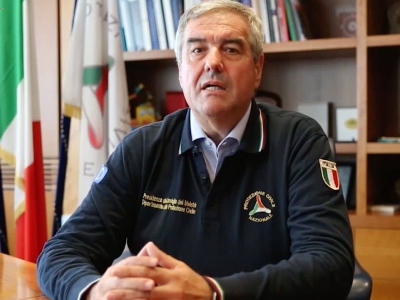 Coronavirus, Borrelli: Coronavirus in Italia, 219 contagiati. Un guarito!